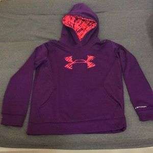 Youth Under Armor Hoodie